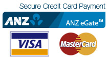 ANZ egate secure payment